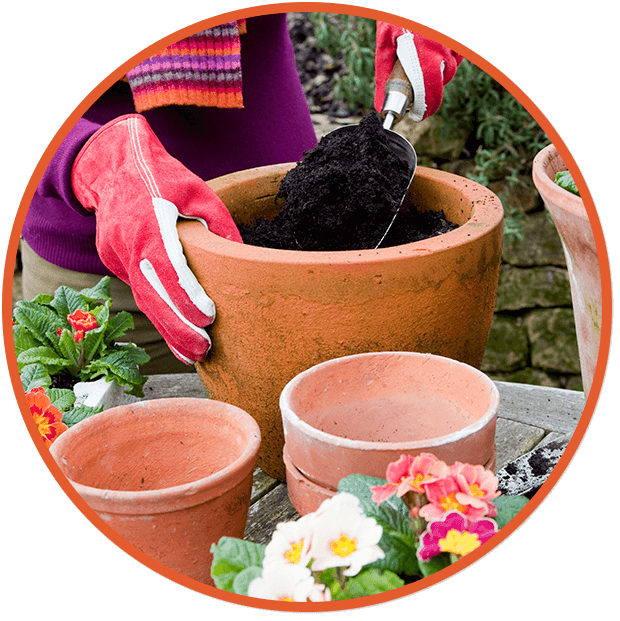 Potting Services